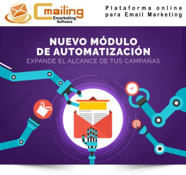 Más información sobre Cmailing nuestra herramienta de Email Marketing